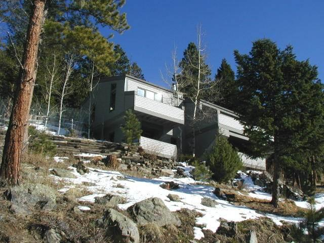The Frost at Windcliff: Rocky Mountain National Park Panoramic Views, Hot Tub - Image 1 - Estes Park - rentals