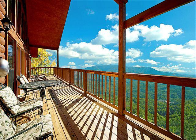 Amazing Mountain Views - 3 Bedroom Cabin - Image 1 - Sevierville - rentals