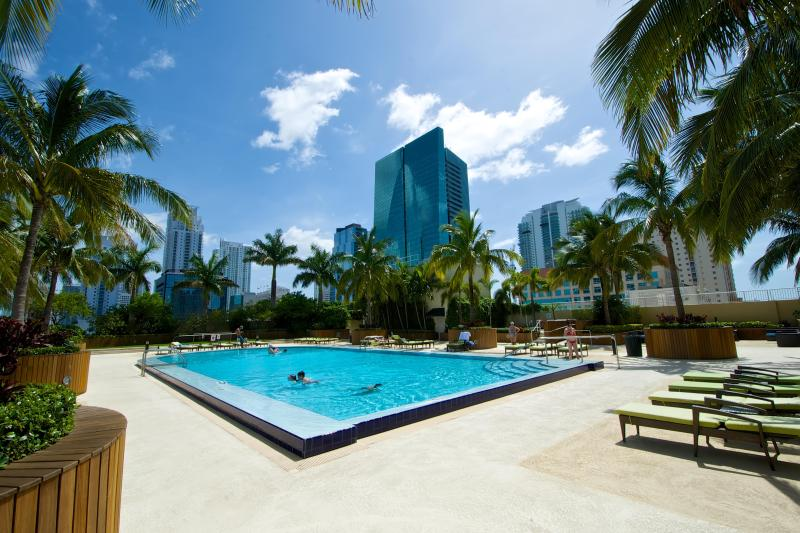 Swimming Pool - Magnificent 2BR Apt. in Brickell's One Broadway! - Coconut Grove - rentals