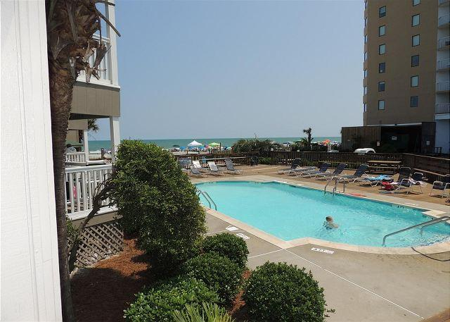 Nice Ocean View -2 Bedroom, 2 Bath Vacation Rental - A Place at the Beach - Image 1 - Myrtle Beach - rentals