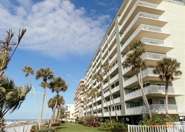 Sand Castle I- Condominium 907 - Image 1 - Indian Shores - rentals