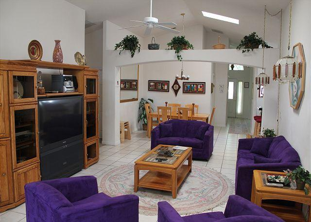 Beautiful 5 Bedroom Home in 8062 Santee Drive - Image 1 - Kissimmee - rentals