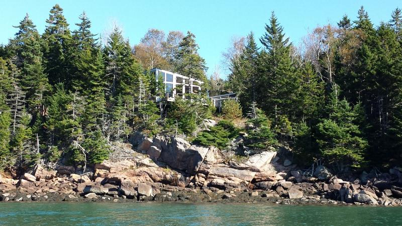 From the Atlantic - Lasky Cottage - Stonington - rentals