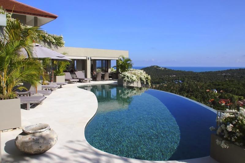Samui Island Villas - Villa 79 Fantastic Sea Views - Image 1 - Koh Samui - rentals
