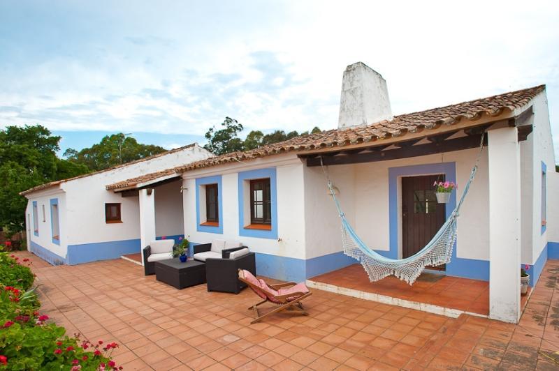 Villa in Alentejo,terrace&hammock&3bedrooms - Image 1 - Cercal do Alentejo - rentals