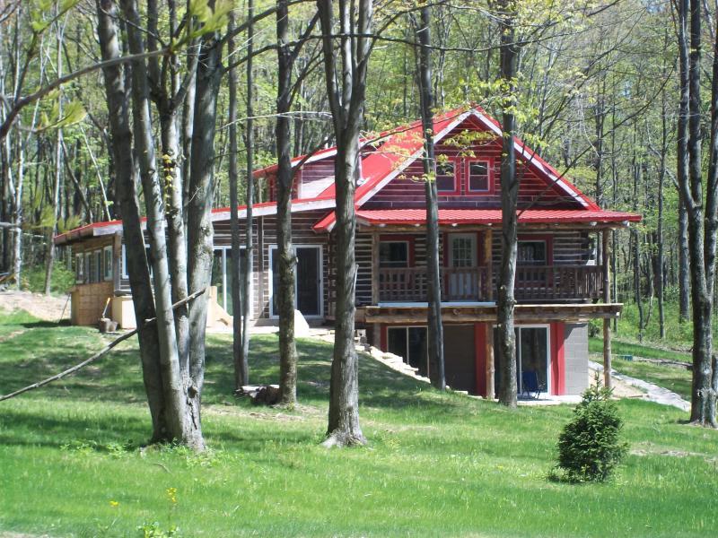 Weyrich Woods Lodge - Image 1 - Frazeysburg - rentals