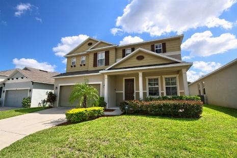 Gorgeous Sunny Villa - 5 BEDROOM EXECUTIVE POOL HOME NEAR  ATTRACTIONS - Davenport - rentals