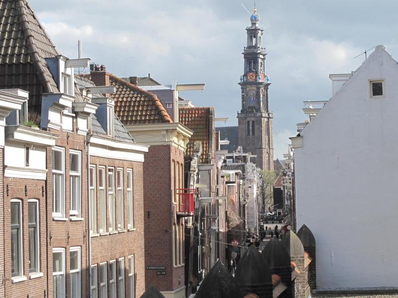 Great Loft in canalhouse inner city Amsterdam (Jordaan) - Image 1 - Amsterdam - rentals