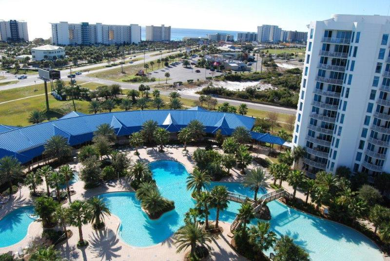 Palms Resort #11211 Jr. Suite- 12 FL-AVAIL 8/17-8/24*Buy3Get1Free8/1-10/31*Destin's Largest La - Image 1 - Destin - rentals