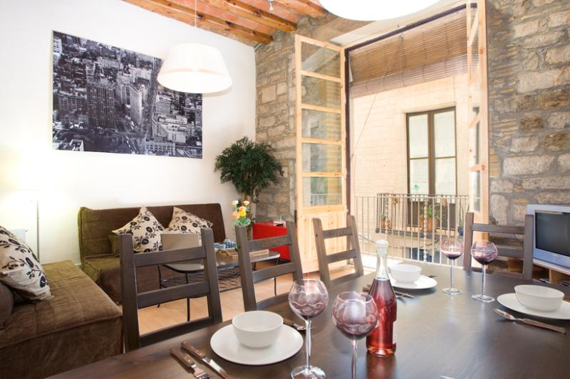 Born Montcada 2 - Unique in every way & hosts 10! - Image 1 - Barcelona - rentals