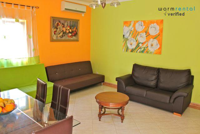 Living Room  - Green Mambo Apartment - Portugal - rentals