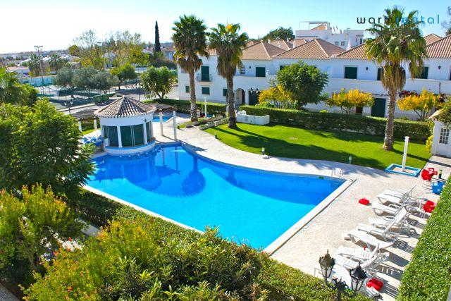 Exterior pool  - Hora White Apartment - Portugal - rentals