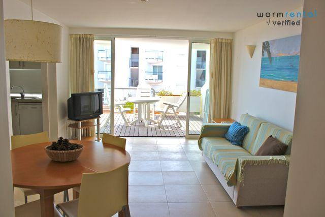Living Room  - Latin Blue Apartment - Portugal - rentals