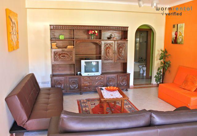 Living Room  - Orange Mambo Apartment - Portugal - rentals