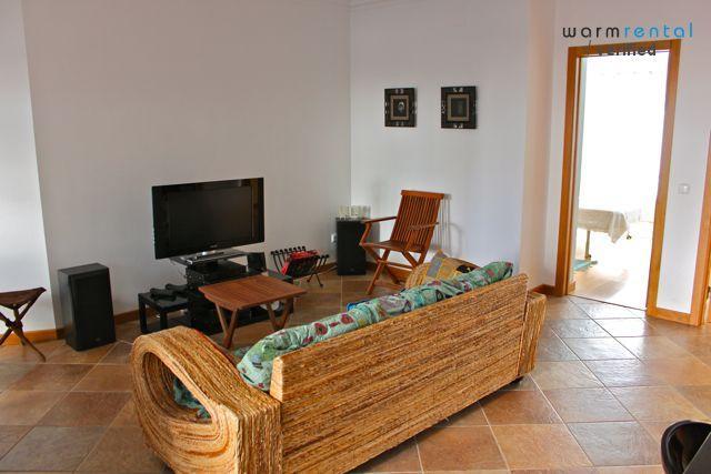 Living Room  - Polka Brown Apartment - Portugal - rentals
