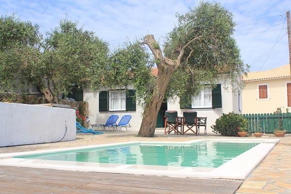 Fotini Cottage - Fotini Cottage (Loggos, Paxos) - Loggos - rentals