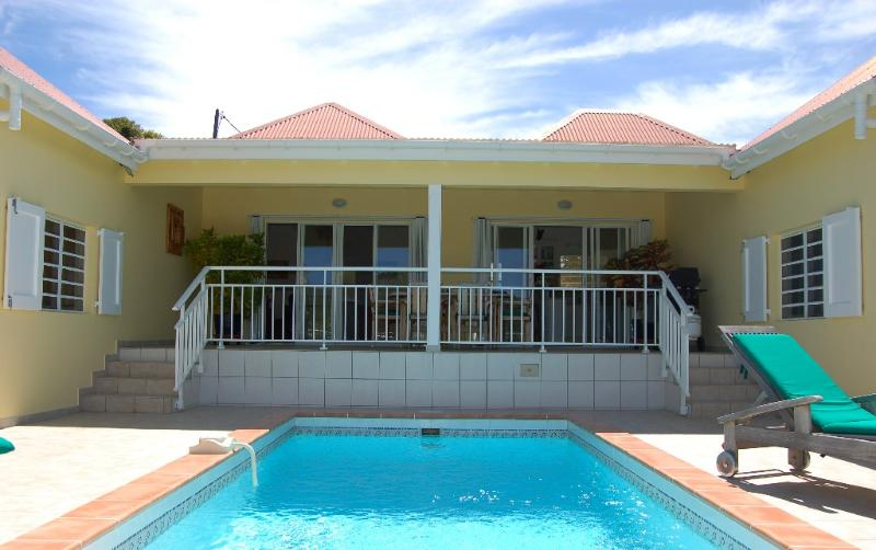 Bonjour at Saint Jean, St. Barth - Private, Comfortable, Perfect for 2 Couples - Image 1 - Lorient - rentals
