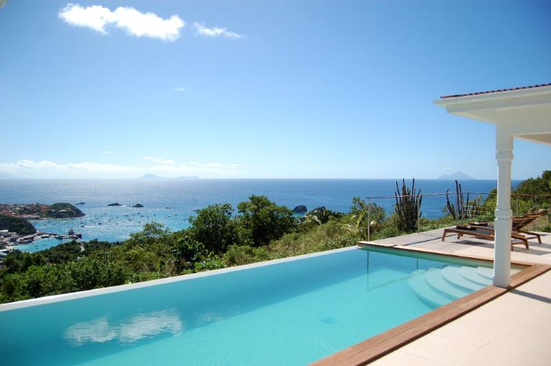 Cactus at Colombier, St. Barth - Ocean View, Heated Swimming Pool, Spacious - Image 1 - Colombier - rentals