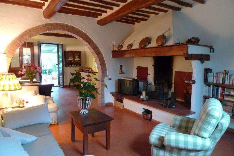 country cottage heart of Chianti Florence Tuscany - Image 1 - Tavarnelle Val di Pesa - rentals