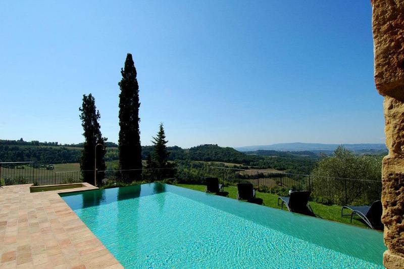 Luxury villa in Chianti, Tuscany Villa il santo - Image 1 - Barberino Val d'Elsa - rentals