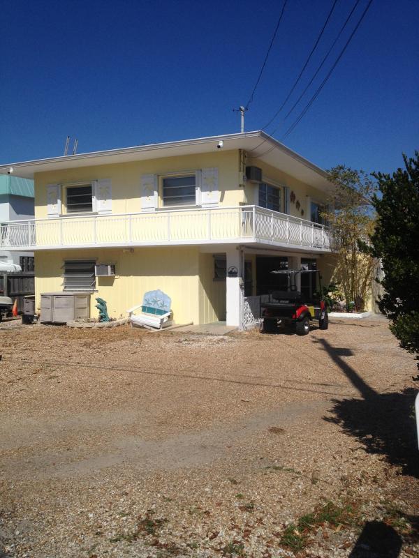 Front View - Casacayo #2 - Key Largo - rentals