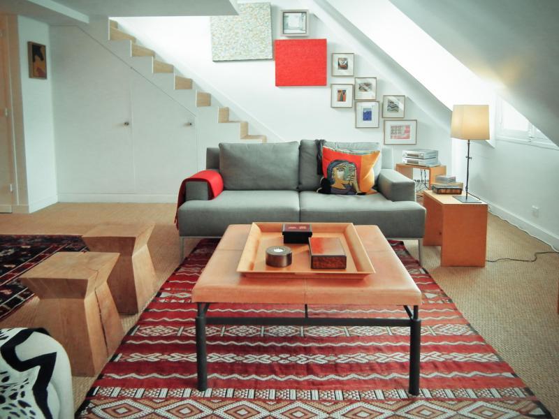 Cozy Duplex d'Orsay - Image 1 - Paris - rentals