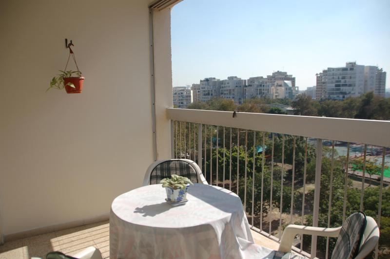 NEW 2BR 2Bath BIG BALCONY with VIEW Rav Ashi st. - Image 1 - Tel Aviv - rentals