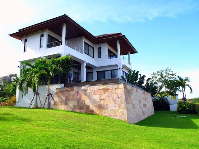 Samui Island Villas - Villa 59 Fantastic Sea Views - Image 1 - Koh Samui - rentals
