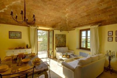 stunning contemporary interor - Exquisite 2 Bedroom Tuscan Villa in Chianti - Pisa - rentals