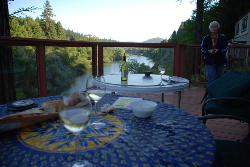 Real Neato-2bdrm hse on Russian River/wine country - Image 1 - Guerneville - rentals