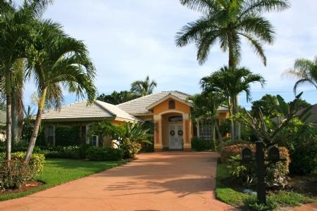 Front of Home - Spacious home with private pool and spa - Pelican Bay - rentals