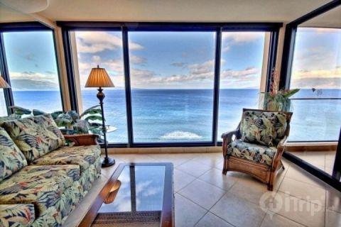 Incredible Views - Mahana Resort Stunning 1 bed / 1ba - Image 1 - Lahaina - rentals