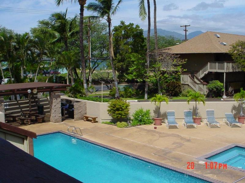 VIEW FROM THE LANAI - SAVE $$$ KIHEI BAY SURF SPRING/SUMMER 2016 - Kihei - rentals