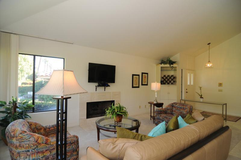 Living Room - Impressively Decorated - Property ID 77580 N - Palm Desert - rentals
