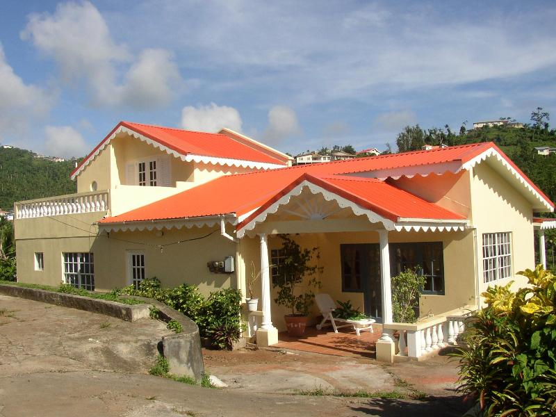 front view - 3 Bedroom House  - Grenada - Grenada - rentals