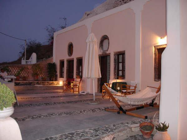 Traditional Cave House in Vothonas Santorini - Image 1 - Thirassia - rentals