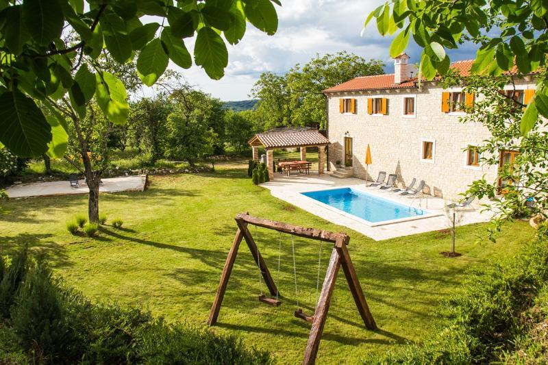 Luxury Villa near Pazin - Image 1 - Pazin - rentals