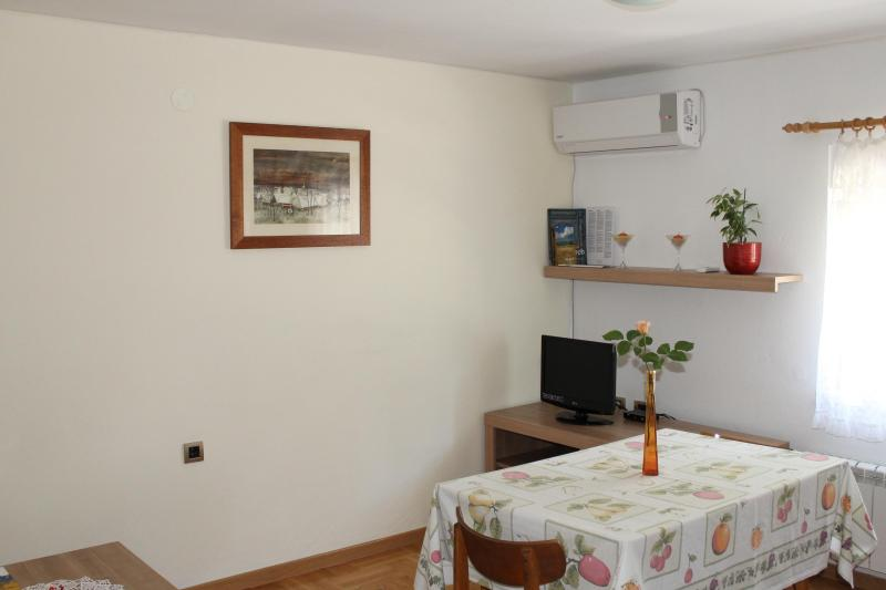 Living room - In center of Zagreb with big garden,free parking - Zagreb - rentals