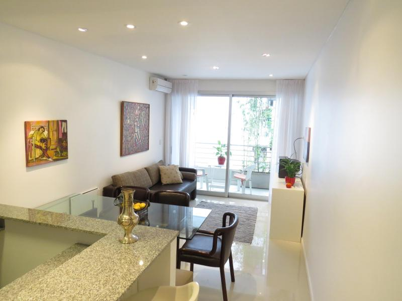 GREAT apart, 4 people, totally new, 2 balcony - Image 1 - Buenos Aires - rentals