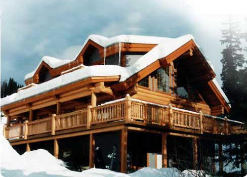 Schleppes Mountain Lodge - Image 1 - Sun Peaks - rentals