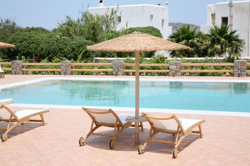 A luxury villa with common pool - Luxury villa,common pool,close to Naousa & beaches - Paros - rentals