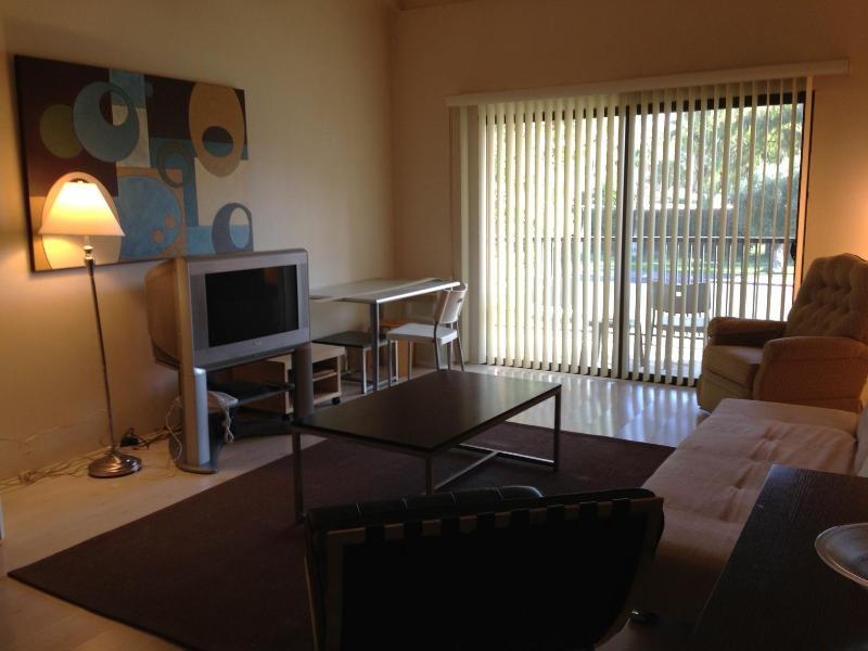 Living room - Palm Springs condo - Palm Springs - rentals