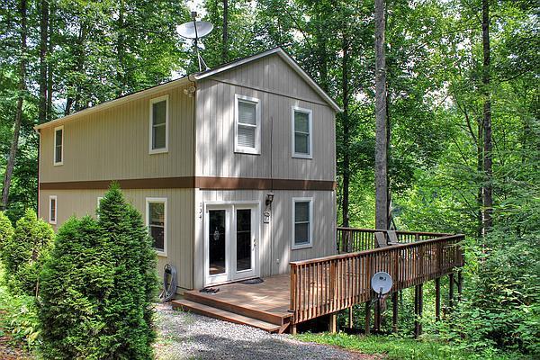 The Chicken Coop, Very Clean, King in Master, View - Image 1 - Burnsville - rentals