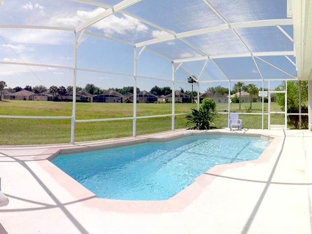 Pool - Gorgeous 3 Bedroom Luxury Vacation Home - Davenport - rentals