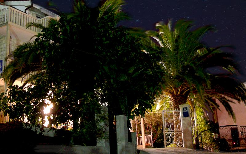 Night view - PaPe Inn apartment for four persons - Trogir - rentals