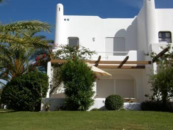 The view of the back of house - Casa Gaivota Private Rental - Ferragudo - rentals