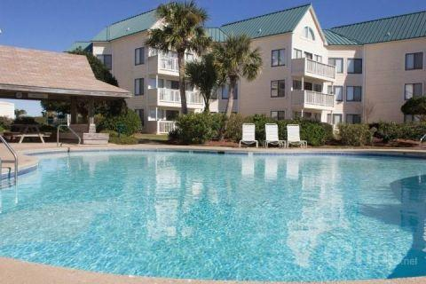 Gulf Shores Plantation West 1255 - Image 1 - Fort Morgan - rentals