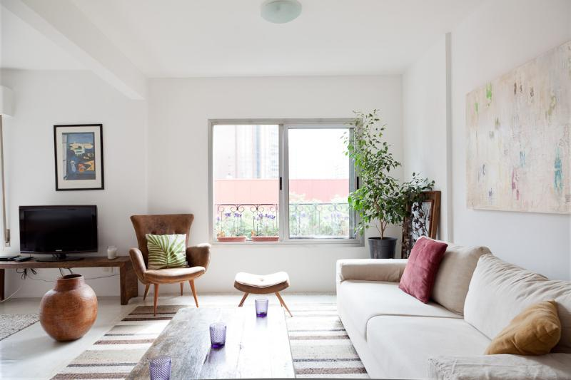 Luminous 1 Bedroom Apartment in Itaim Bibi - Image 1 - Sao Paulo - rentals
