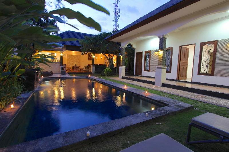 Villa 9  Legian / Seminyak ( 3 Bdrm Villa OWN PRIV - Image 1 - Legian - rentals