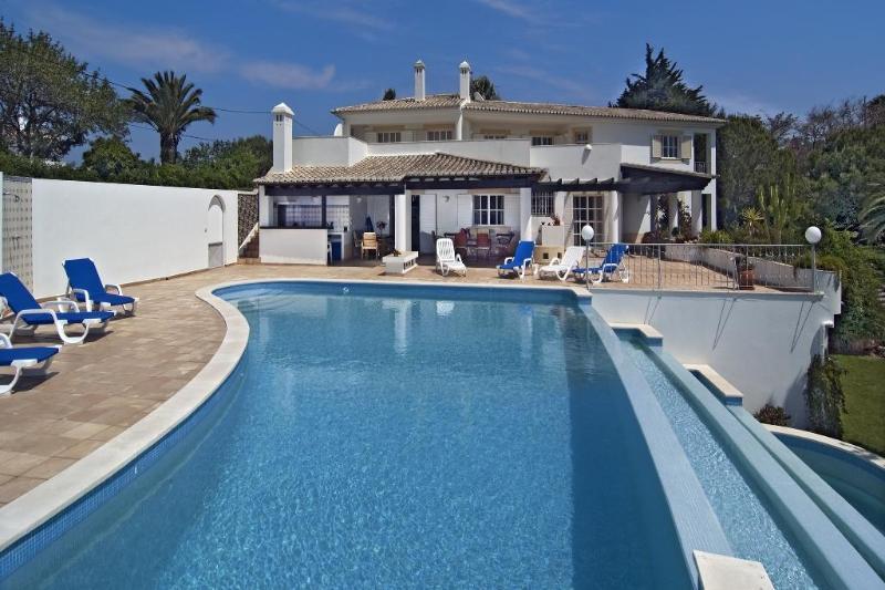 stunning luxury villa cascading saltwater pool - Image 1 - Lagos - rentals